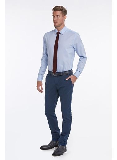 Hemington Mavi Business Gömlek Mavi